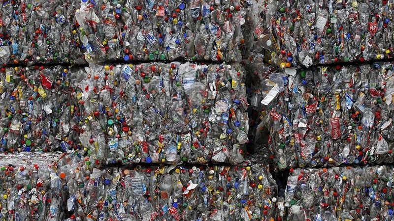 chinas plastic ban opportunities plastic recycling business industry