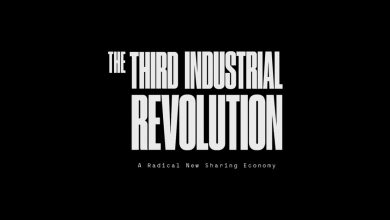 third industrial revolution Jeremy Rifkin shared economy