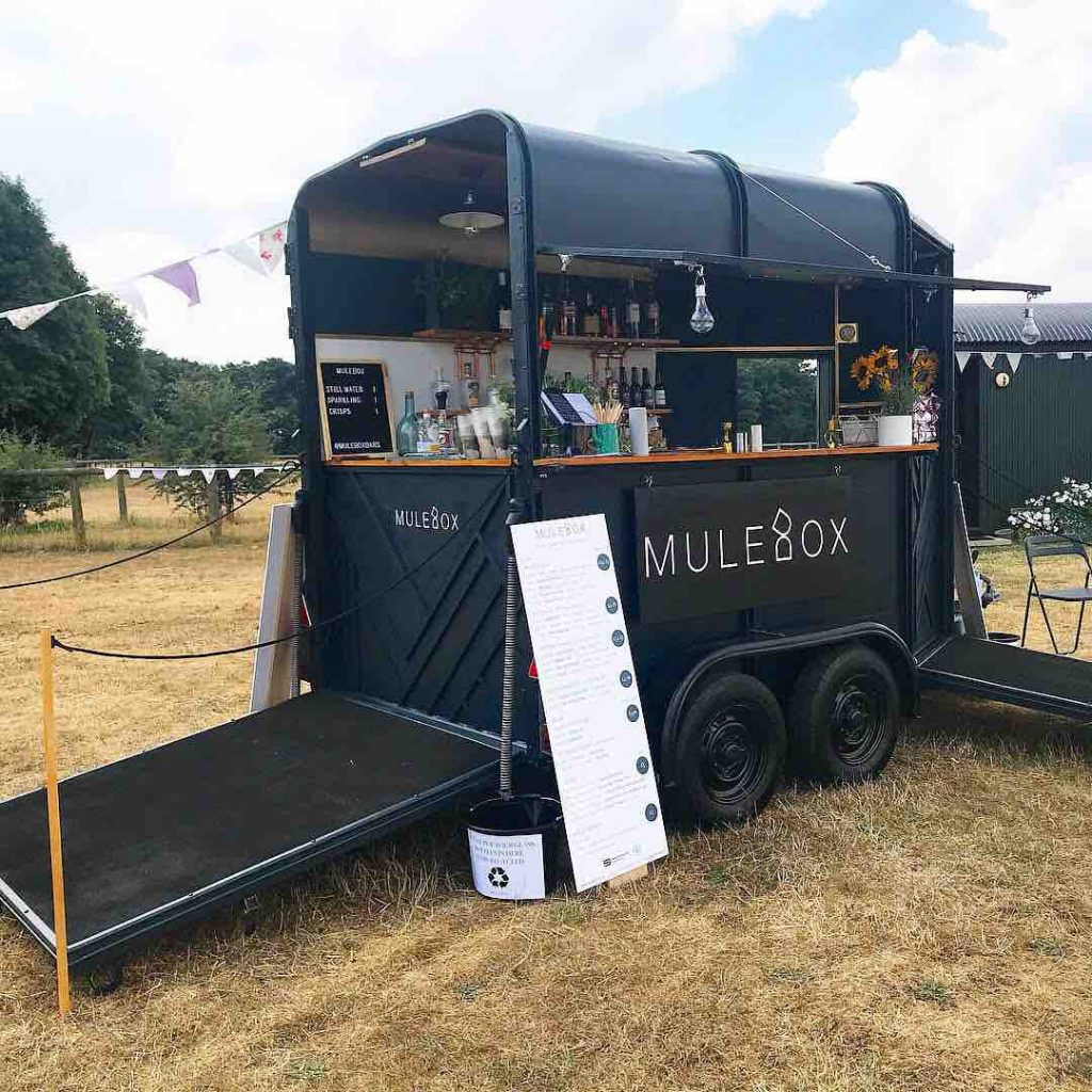 sustainable drink truck mulebox social enterprise food truck