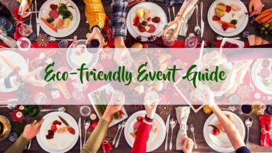 Photo of The perfect eco-friendly event guide for this Christmas & festive period!