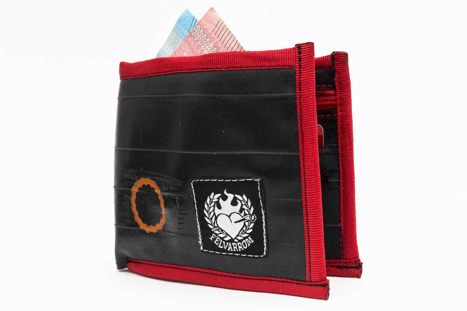 felvaroom upcycled bicycles tires accessories fashion handmade wallet