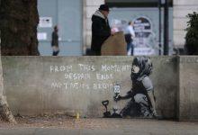 Banksy London Extinction Rebellion Climate Emergency UK
