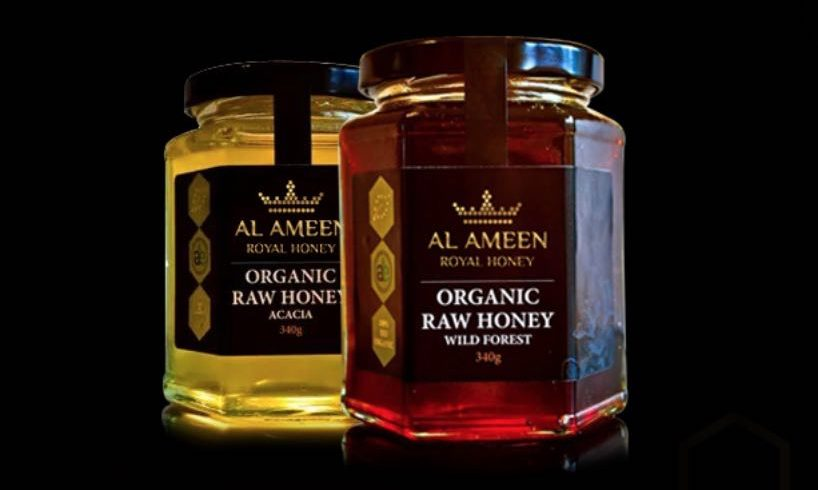 guide save the bees social enterprises ourgoodbrands Al Ameen honey