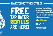 Photo of Thousands of water Refill stations on the map. Put by you!