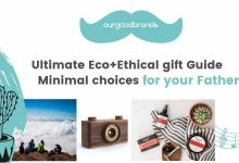 eco-friendly ethical fathers day gift guide 2019 ourgoodbrands