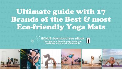 Photo of The 16 best eco-friendly yoga mats [Ultimate Guide]