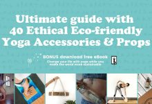 ethical eco-friendly yoga accessories gear props ebook ourgoodbrands