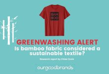 Is bamboo a sustainable fibre greenwashing research report
