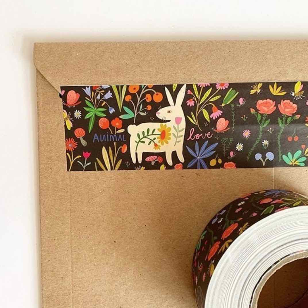 The Guide for Eco-Friendly Packaging Ideas noissue customisable paper tape