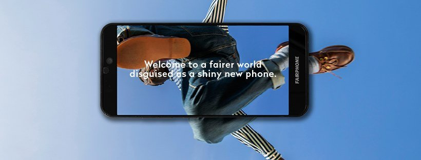 ethical tech industry smartphone fairphone
