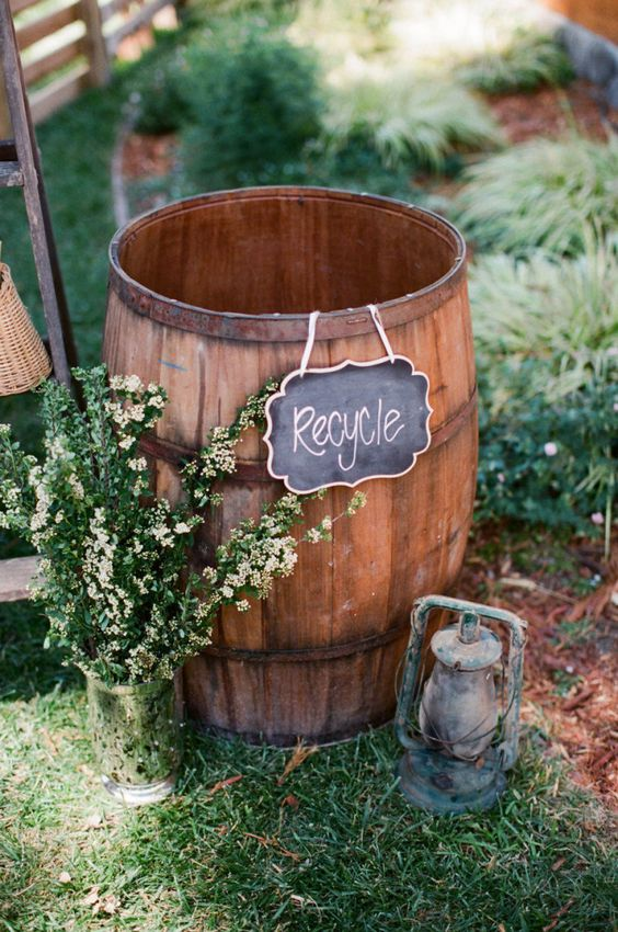 How to Organize a Zero Waste Wedding {Ultimate guide}