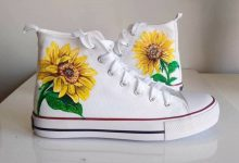 Photo of 5 Steps to paint & repurpose your old pair of shoes [DIY Guide]