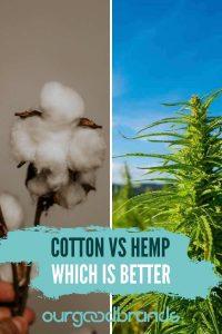Cotton Vs hemp: Which is a better alternative?