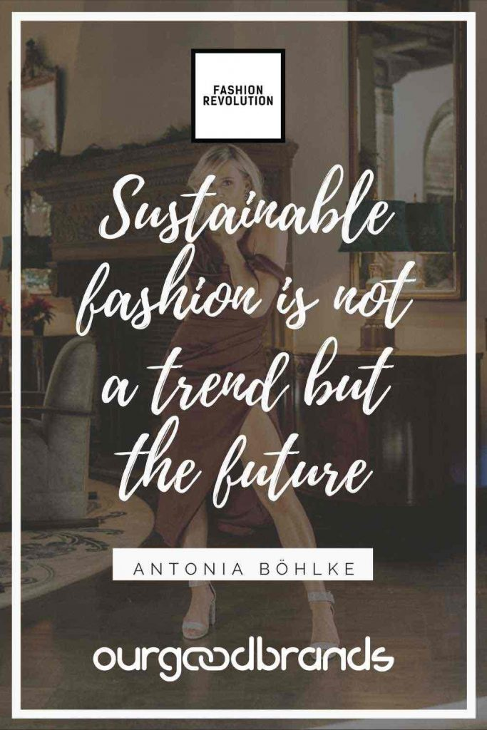 Slow Fashion Quotes to start a Fashion Revolution this 2021
