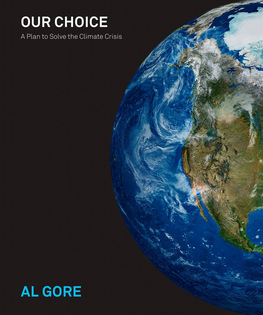 book sustainability Our Choice: A Plan to Solve the Climate Crisis by Al Gore