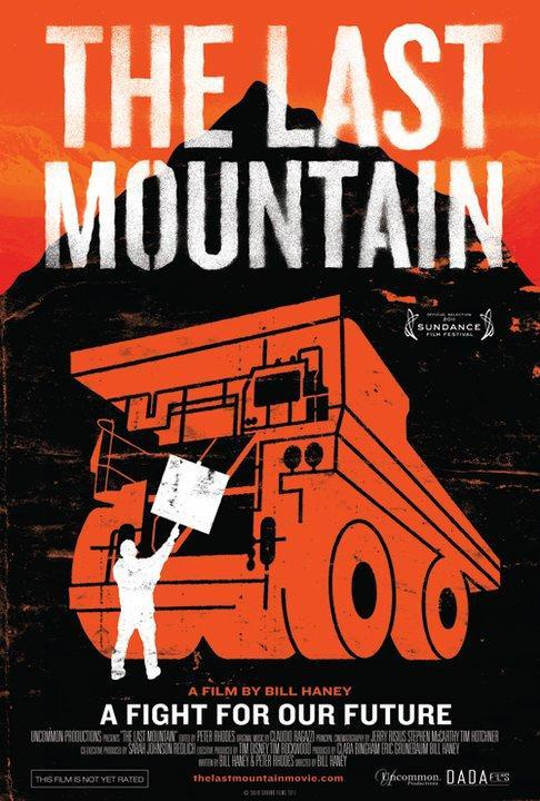 sustainability documentaries The Last Mountain by Bill Haney