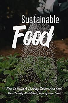 book sustainability Sustainable Food by Precious Andera