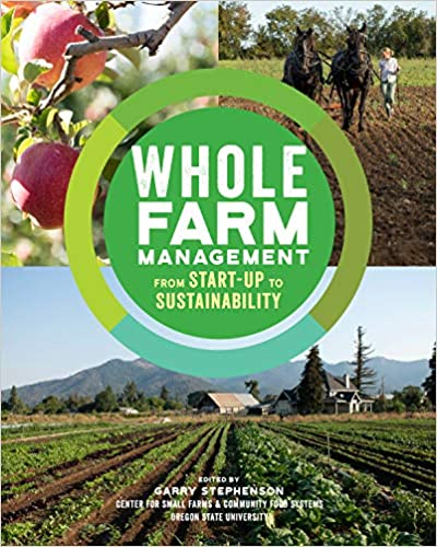 book sustainability Whole Farm Management by Garry Stephenson